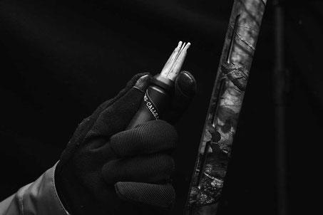 Die Locktöne der akustischen Lockjagd