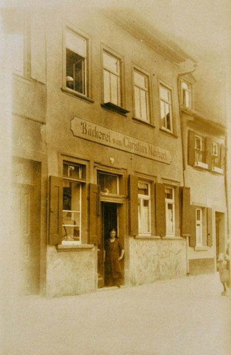 Wolfsgasse 31 - Bäckerei Christian Neubert
