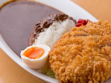 ponchi-ken|curry