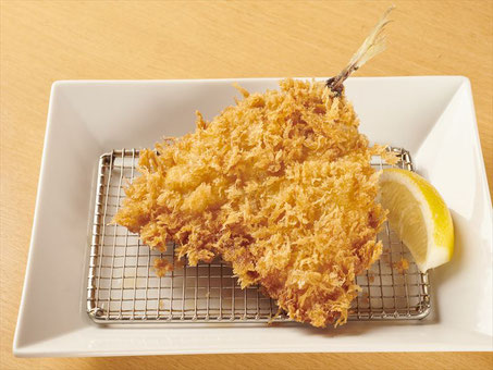 ponchi-ken Deep-fried hose mackerel