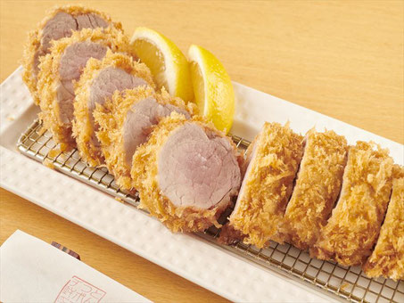 ponchi-ken|curry|pork cutlet
