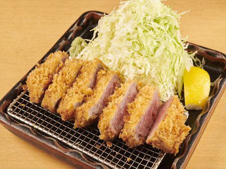 ponchi-ken|beef cutlet