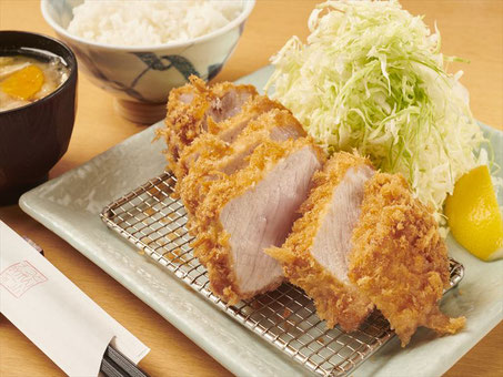 ponchi-ken|pork cutlet