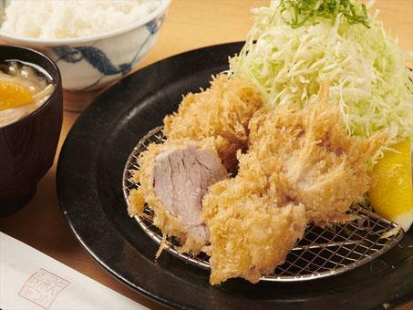 ポンチ軒|高崎|ヒレとんかつ|弁当
