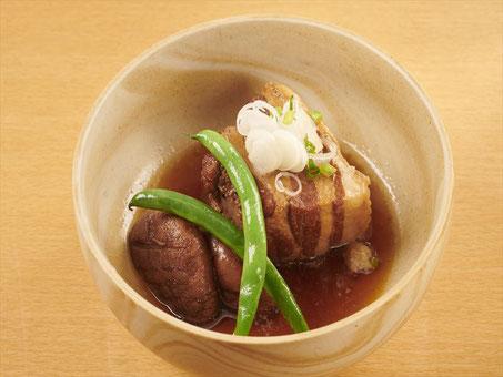 ポンチ軒|高崎|おつまみ|豚の角煮