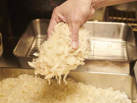 ポンチ軒|高崎|こだわり|パン粉|揚げ油