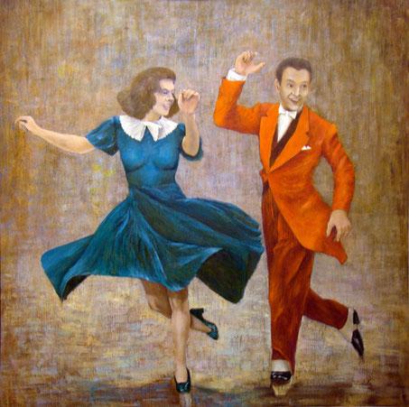 """Татьяна Казакова. """"Свинг"""", 2012"""