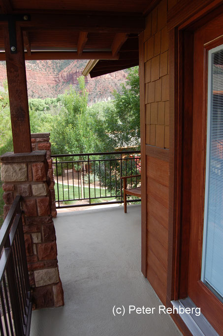 Cable Mountain Lodge, Zion NP, Peter Rehberg