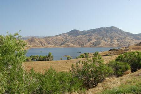 Lake Kaweah, Peter Rehberg