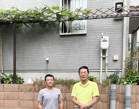 アパート外壁塗装松戸市オーナー様の声4