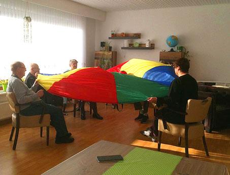 Betreuung mit Spaß bei der Tagespflege Seedorf Zeven Niedersachsen