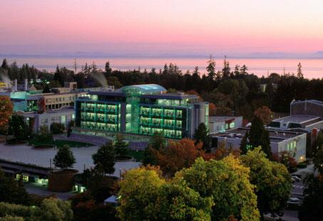 ブリティッシュ・コロンビア大学 University of British Columbia