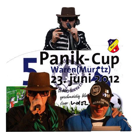 Panikcup Juni 2012 in Waren - Müritz