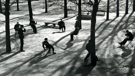 kertesz tuileries paris