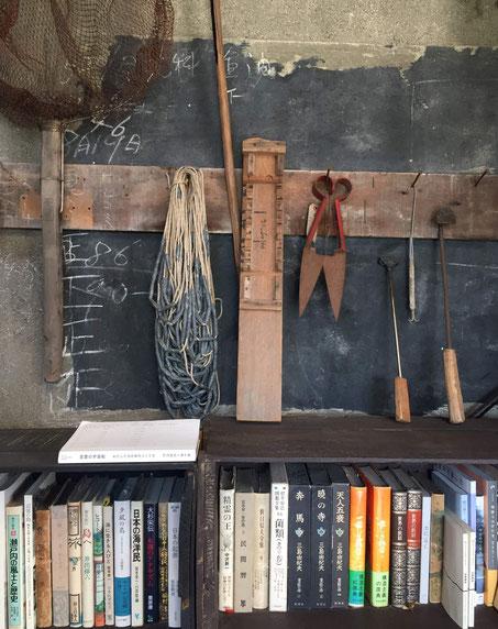 2017年8月21日 てしまのまどの本棚