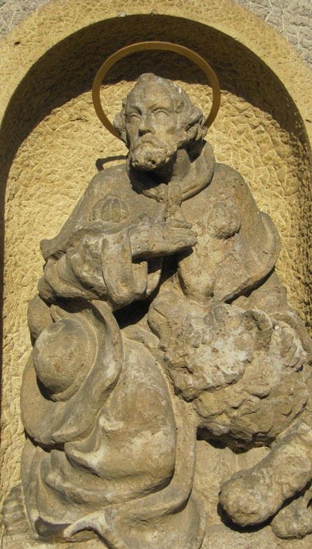 Romedius Figur