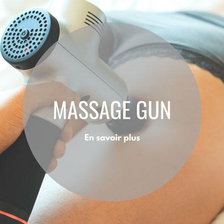 massage gun nivelles