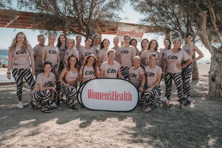 women's health men's aktivurlaub fitness yoga retreat holidays  discount