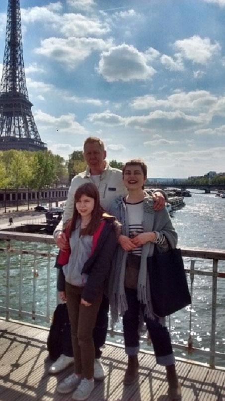 30 MAI 2017. PÂQUES à PARIS