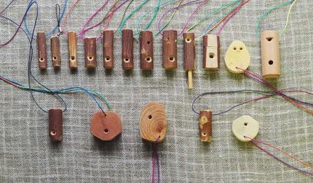 鳥笛虫笛ホイッスル雑木笛シリーズ全16種