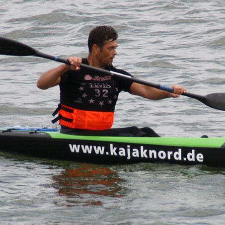 VAJDA Surfski Training Camps STC, Holger Siebke_Kajak Nord