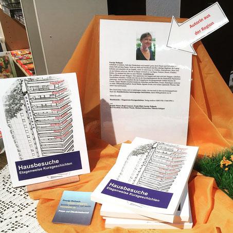 Geertje Wallasch, Autorin aus der Region Niederrhein