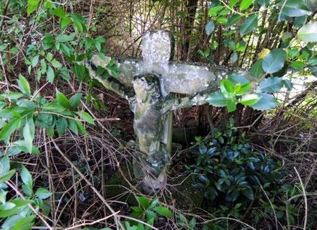 Das alte Konderkreuz. (Foto. Theophil Schweicher)