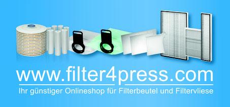Filterbeutel Filtervliese Filtereinsatz für Feuchtmittel