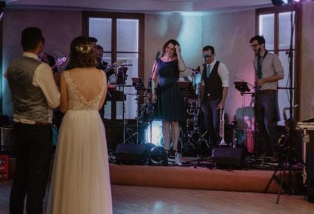 Band für Hochzeit, Hochzeitsband
