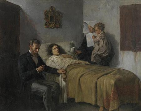 Наука и милосердие - самые известные картины Пикассо