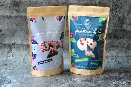 glutenfreie Backmischung ohne Soja