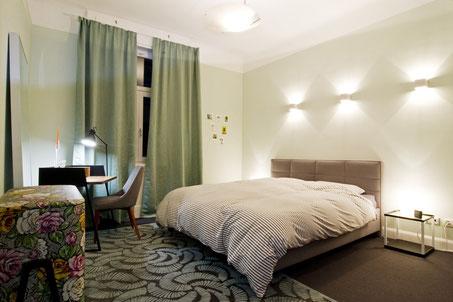Ludwigshafen fully furnished flat - corridor