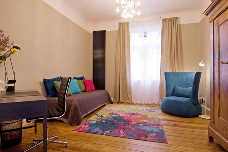Ludwigshafen fully furnished apartment - sleeping room