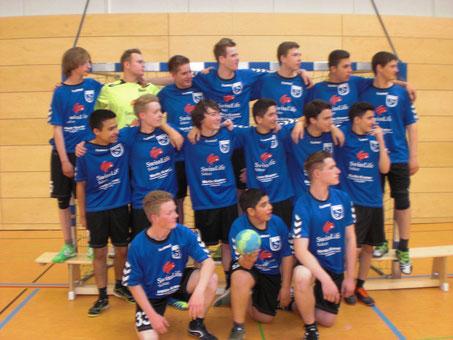 B-Jugend Saison 2013/2014