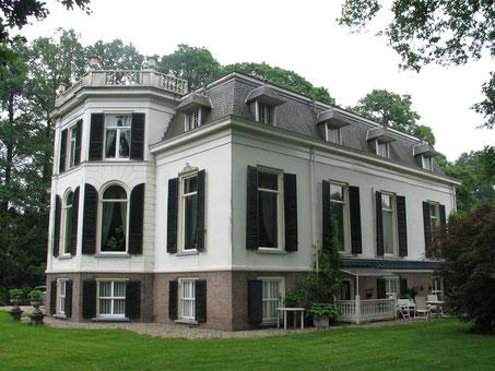 Landhuis Hofstetten Zutphensestraatweg 79 Ellecom  Rijksmonument