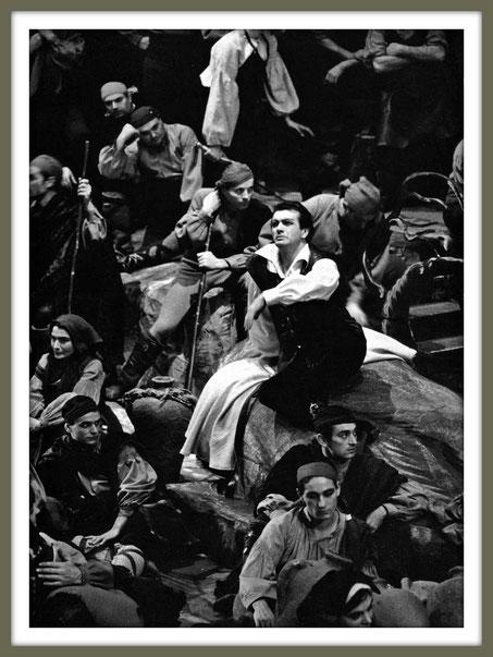 Manrico - IL TROVATORE - di G. Verdi - (Milano 1962)