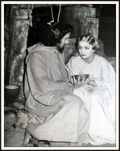 Athanaël - THAÏS - con Virginia Zeani (Thaïs) - Napoli Teatro di San Carlo 13.12.1959