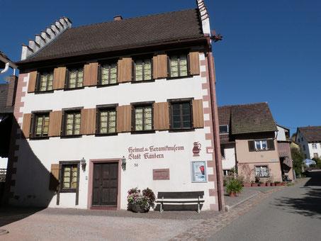 Altstadt Kandern - Café Miss Gugelhupf Kandern