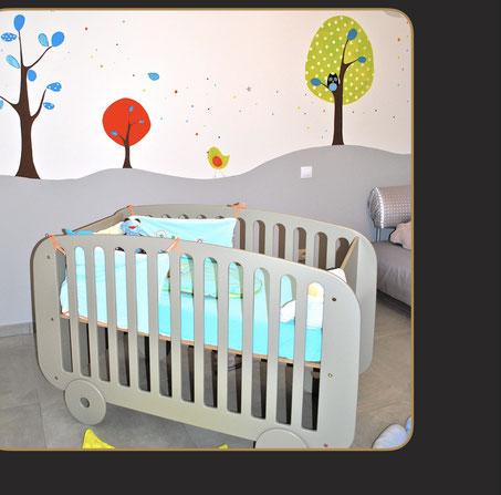 décoration chambre de bebe
