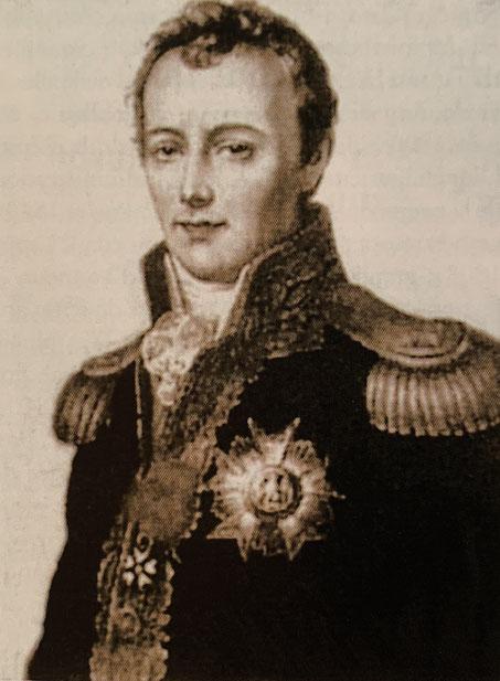Général Comte Jean-François Aimé Déjean