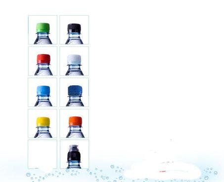 Verschluss Farben