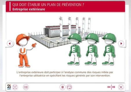 Formation port du harnais de s curit initiale for Plan de prevention des risques entreprises exterieures