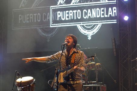 Puerto Candelaria en vivo  PortalEscena.com