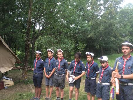 Camp 2016 à Mont-Louis