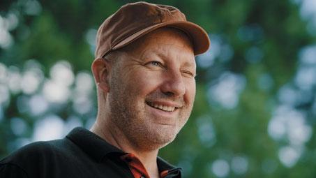 Der Grillpräsident - Johannes Baader