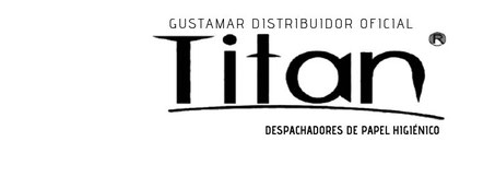 PROVEEDORES DEL DESPACHADOR DE PAPEL HIGIÉNICO TITAN MINI 8002LB