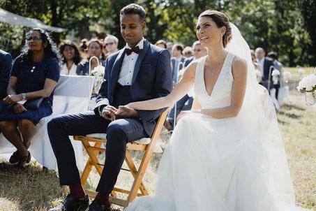 Hochzeit im Gutshaus Neukladow