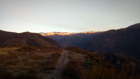 Canyon de Colca, Pérou