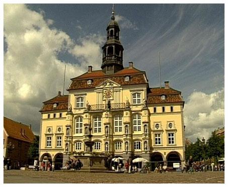 Hansestadt Lüneburg Rathaus