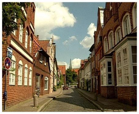 Hansestadt Lüneburg Senkungsgebiet